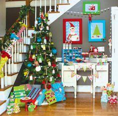 Naughty or Nice Elf Christmas Party - Bella Paris Designs
