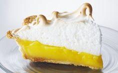 Anna Olson's Lemon Meringue Pie by Anna Olson (Egg, Egg White, Lemon) @FoodNetwork_UK
