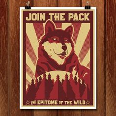 Join the Pack by Michael Czerniawski | Creative Action Network
