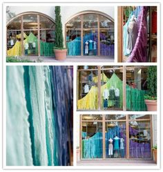 Share Pin Tweet +1 StumbleUpon Email Reddit Buffer I think everyone feels inspired when they look at Anthropologie displays and windows. The whimsical, imaginative, and innovative designs make great idea starters for fantastical wedding decor, so I figured that today, I'd share some of my favorite windows I've seen. My all time favorite was the …