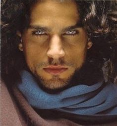 Nir Lavi, Israeli model.  Mesmerizing.. Wow this guy could play the next Jesus!!.