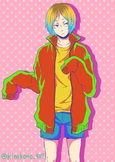 Haikyuu‼︎ kyakuta(Multicolored)