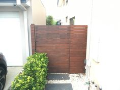 Our Merbau Timber Side Gate