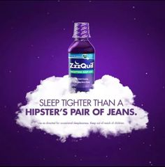 ZzzQuil posted this on their Facebook page ...