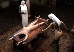 Nuns as Torturess