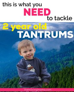 2 year old tantrums can be a challenging thing about toddler discipline, but these positive parenting approved tricks can make it so much easier. 2 year olds can start to seem strong willed or defiant, but we need to teach them the proper way to express their feelings, instead of crushing their spirits through harsh discipline. Toddler Behavior, Toddler Discipline, 2 Year Old Tantrums, Terrible Twos, 2 Year Olds, Gentle Parenting, Bullying, Strong, Positivity