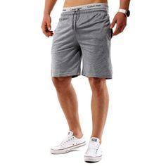 c48157f1592d4 Solid Color Drawstring Running Shorts. Jogger ShortsMen's ShortsSurf ...
