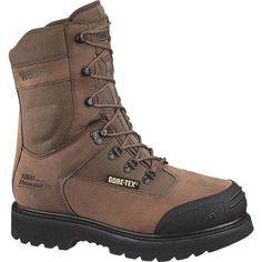 W05551 Wolverine Men's Big Sky Safety Boots - Brown