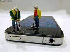 Die Welt in Miniatur