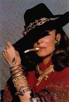 """la Doña. """"the Godmother""""..original badass.."""