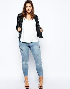 Plus size jeans | Women's plus size skinny jeans & boyfriend jeans ...