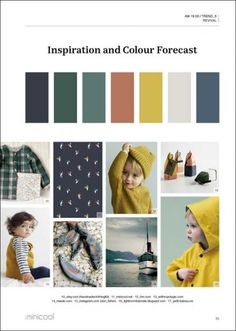 upcoming fashion trends Styling Tips - Children's fashion Fashion Forecasting, Outfit Trends, Spring Fashion Trends, Winter Fashion, Summer Trends, Color Trends, Kids Fashion, 50 Fashion, Latest Fashion