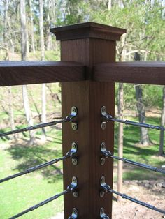 Small Deck Ideas (Backyar design idesa) Tags: Small Deck Ideas on a budget, Small Deck diy, backyard ideas, deck decorating ideas Small+Deck+diy+how+to+build Cable Stair Railing, Patio Railing, Deck Railing Ideas Diy, Horizontal Deck Railing, Patio Stairs, Fence Ideas, Small Deck Ideas On A Budget, Deck Railing Systems, Balustrades