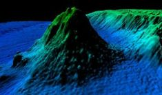 Seamounts – are they an important piece of the slow slip puzzle? Earthquake And Tsunami, Marine Ecosystem, Marine Environment, Mammals, Around The Worlds, Ocean, Fish, Water, Outdoor