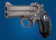 Bond Arms Derringers   The Smallest Most Powerful Personal Protection You Can Carry