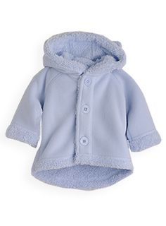 bonded polar fleece jacket