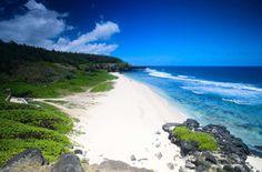 Playas de Mauricio, un par - http://vivirenelmundo.com/playas-de-mauricio/1237 #Ecoturismo, #Playas, #Viajes
