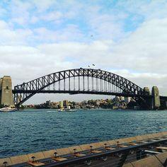 就因為回不去 才顯得更珍貴 #sydneyharbourbridge #Australia #keepgoing #keepfighting #allaboutthefuture #allaboutyouandmebecomewe  #godbless #goodluck by patrick_hsiao http://ift.tt/1NRMbNv