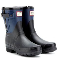 Hunter + Rag & Bone - Hunter Short rubber Wellington boots - mytheresa.com GmbH