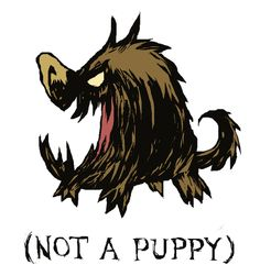 don't starve hound - Google Search