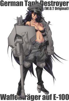 by GureadoChungchoon on DeviantArt Female Character Design, Character Concept, Character Art, Girls Characters, Female Characters, Anime Characters, Anime Military, Military Girl, Anime Fantasy