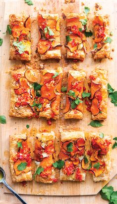 sweet potato tart with garlic chili oil - what's cooking good looking - a healthy, seasonal, tasty food and recipe journal Vegetable Recipes, Vegetarian Recipes, Healthy Recipes, Lunch Recipes, Tart Recipes, Cooking Recipes, What's Cooking, Cupcake Recipes, Healthy Cooking