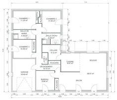 Planmaisonuouverttoitplatgaragejpg Pixels - Plan garage toit plat