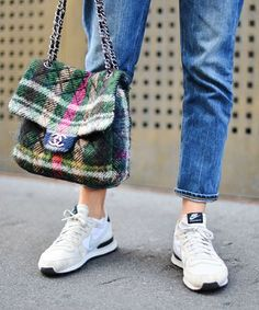 The most popular fashion trend is 2015 was...