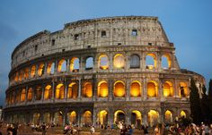 The Colosseum is one of the great highlights of Ancient Rome.