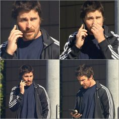 Christian Bale in L.A. on 22nd February 2017