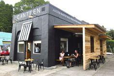 Canteen, Portland
