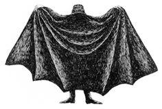 Bat Ambassador: Edward Gorey   edwardgoreyhouse
