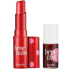 Benefit Cosmetics Benebalm (.10 oz) Benetint (.13 oz) Duo Set ** This is an Amazon Affiliate link. Want additional info? Click on the image.
