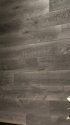 Our Pergo flooring is ideal for wall panelling Feature Wall Living Room, Accent Walls In Living Room, Accent Wall Bedroom, Diy Wooden Wall, Wooden Wall Panels, Wooden Walls, Flooring On Walls, Wood Plank Walls, Laminate Flooring