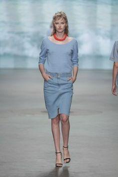 AW1314 SIS collection by Spijkers en Spijkers @ Amsterdam Fashion Week  http://spijkersenspijkers.nl/collection-sis/springsummer-14/  #amsterdamfashionweek #sis #sisbyspijkersenspijkers #spijkersenspijkers #fashion #mode #style