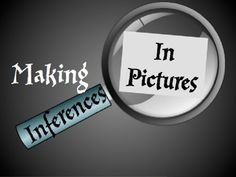 Making Inferences through Pictures PowerPoint