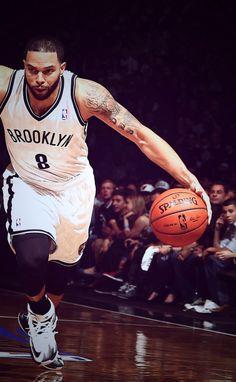 Deron Williams Deron Williams, Nba Stars, Brooklyn Nets, Nba Playoffs, Hardwood, Basketball, Sports, People, Athlete