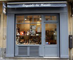 Le Marais - Laguiole du Marais, coutellerie de qualité dans le marais - 6, rue du Pas de la Mule Paris