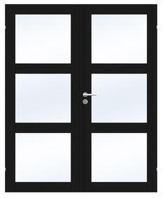 Unique pardører fra Swedoor Garage Doors, Glass, Unique, Outdoor Decor, Design, Home Decor, Modern, Decoration Home, Drinkware