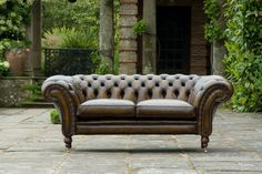 Items similar to Royal Chelsea Chesterfield sofa 2 seater BIDA Award Winner on Etsy Seater Sofa, Furniture, Living Room Sofa, Sofa, Basement Furniture, Leather Sectional Sofa, Sofa Handmade, Chaise Lounge, Chesterfield Sofa