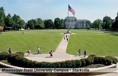 Mississippi State University Campus- Starkville, MS