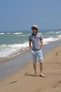 my beach style