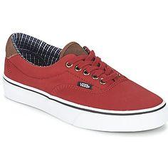 Sneakers Vans ERA 59 Red / άσπρο 350x350