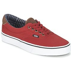 Sneakers Vans ERA 59 Red / άσπρο 350x350