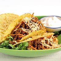 Recept - Taco met andijvie en gehakt - Allerhande