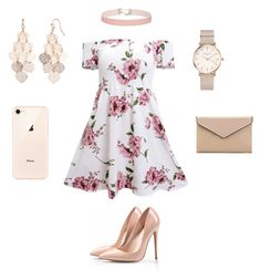 ♡ by marilena-beiko on Polyvore featuring polyvore fashion style La Diva ROSEFIELD LC Lauren Conrad Miss Selfridge clothing