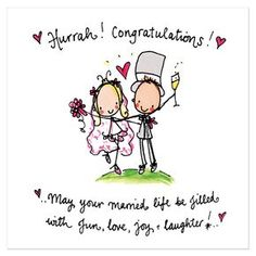 Wedding Quotes : QUOTATION - Image : Quotes Of the day - Description Wedding Congratulations Quotes Sharing is Caring - Don't forget to share this quote Wedding Wishes Quotes, Wedding Card Messages, Wedding Day Cards, Happy Wedding Day, Wedding Card Verses, Wedding Sayings, Wedding Greetings, Wedding Mugs, Birthday Greetings