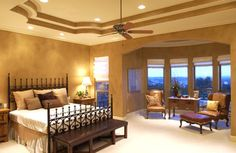 bedroom on pinterest master bedrooms tuscan paint colors and tuscan