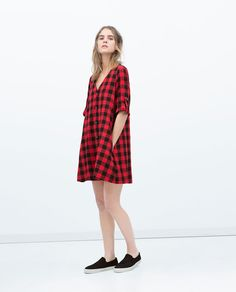 OVERSIZE DRESS-View all-Dresses-WOMAN | ZARA United States