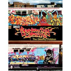 Graffiti Books, New York Graffiti, Graffiti Wall Art, Street Art Graffiti, Graffiti Images, Nyc Subway, Subway Art, Destiny's Child, Street Dance
